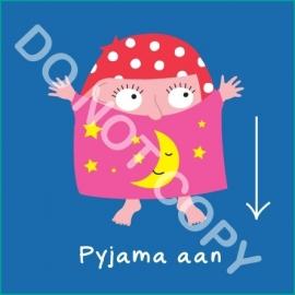 Pyjama aan Mia (A)