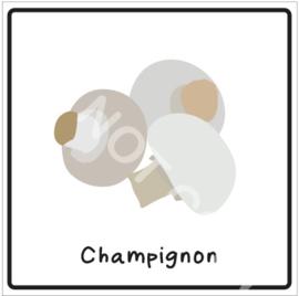 Groente - Champignon (Eten)