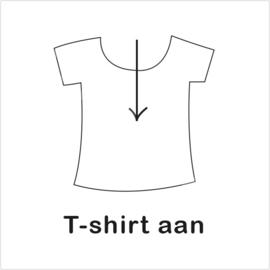 ZW/W - T-shirt KM aan