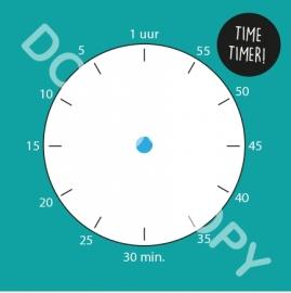 Klok / Tijdsduur / TIMETIMER! (act.)
