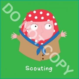 Scouting Mia (S&H)