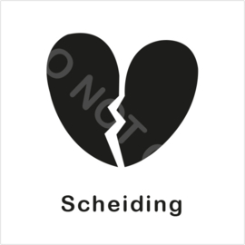 ZW/W - Scheiding