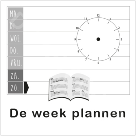 ZW/W - De week plannen