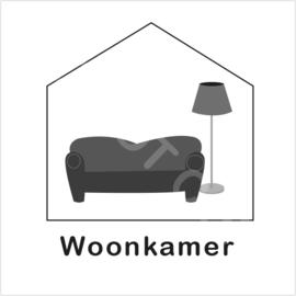 ZW/W - Woonkamer