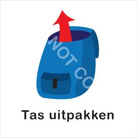 BASIC - Tas uitpakken
