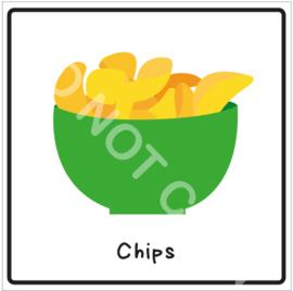 Snack - Chips (Eten)