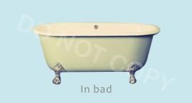 In bad - J