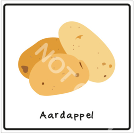 Groente - Aardappel (Eten)
