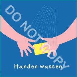 Handen wassen (A)