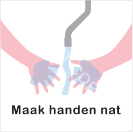 BASIC - HW1 Maak handen nat