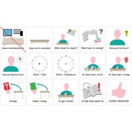 Werkmethode + Vragenkaart BASIC