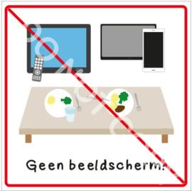 Geen beeldscherm! (HR)
