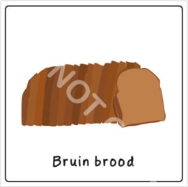 Brood - Bruin brood