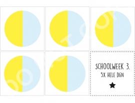 Schoolweek 3.  (S)