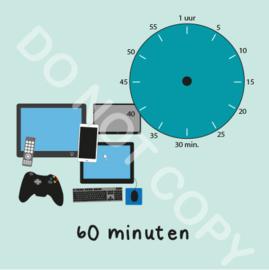 Beeldschermtijd 60 min (BT) - M