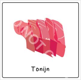 Vis - Tonijn