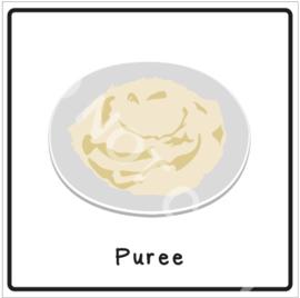 Groente - Puree (Eten)