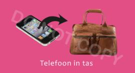 Telefoon in tas S&W - M