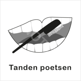 ZW/W - Tanden poetsen