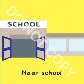 Naar school (O)
