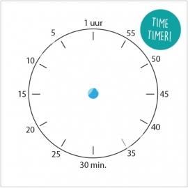 Klok / Tijdsduur /  TIMETIMER! (S)