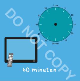 TV kijken 60 min (BT) - T