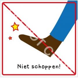Niet schoppen! (HR)
