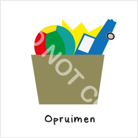 Opruimen (S)