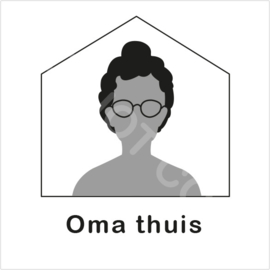 ZW/W - Oma thuis