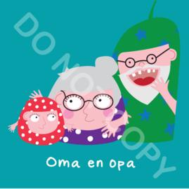 Oma en opa Mia 2 (act.)