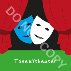 Toneel/theater  (S&H)