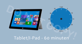 Tablet/I-Pad 60 J/TV