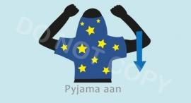 Pyjama aan - J