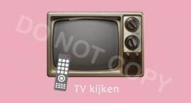 TV kijken - T-M/TV