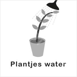 ZW/W - Plantjes water
