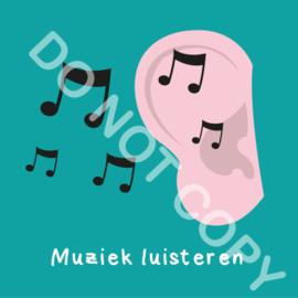 Muziek luisteren (act.)