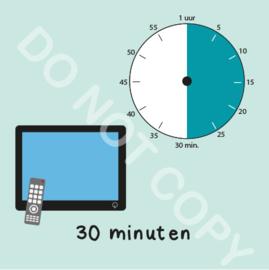 TV kijken 30 min (BT) - M