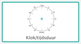 Klok/Tijdsduur LLM - TV