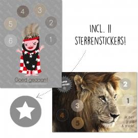 SuperB. + Beloningskaart Leeuw