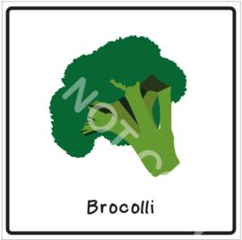 Groente - Brocolli (Eten)