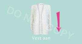 Vest aan - M