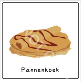 Snack - Pannenkoek (Eten)