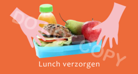 Lunch verzorgen - T/V