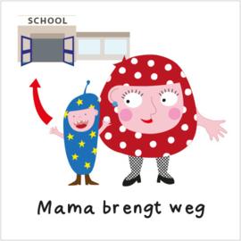 Mama brengt weg Mighty (S)