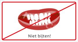 Niet bijten! (HR) T/V