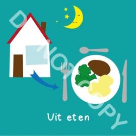 Uit eten (act.)