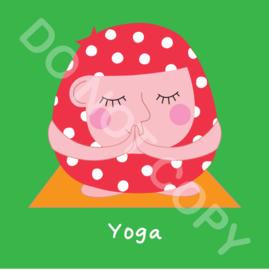Yoga Mia (S&H)