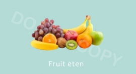 Fruit eten - M