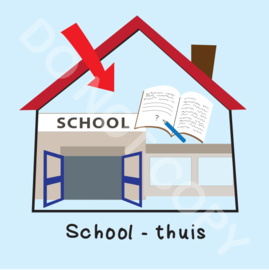 School - thuis (M)