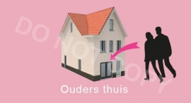 Ouders thuis - T-M/TV